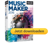 Music Maker 2016 kostenlos Downloaden