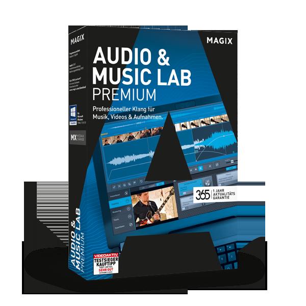 Audio Music Lab Premium kostenlos testen